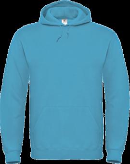 Unisex Kapuzen Sweatshirt