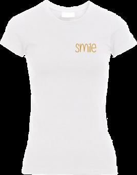 """Fashionshirt """"Smile"""""""