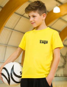 Kinder Sport Funktions Shirt