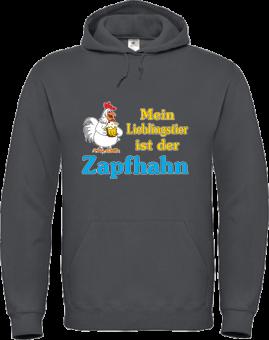 """Kapuzen Sweatshirt """"Zapfhahn"""""""