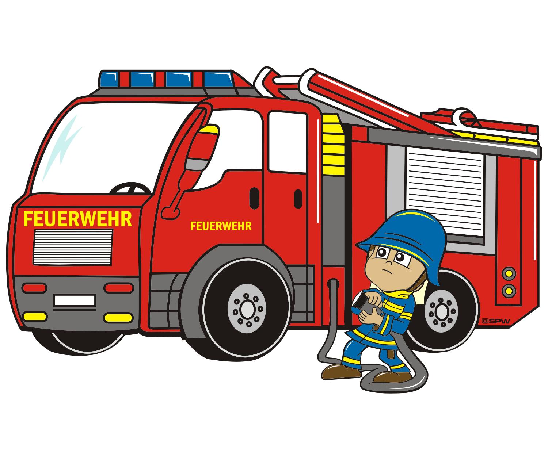 Feuerwehrauto Spielzeug Einebinsenweisheit