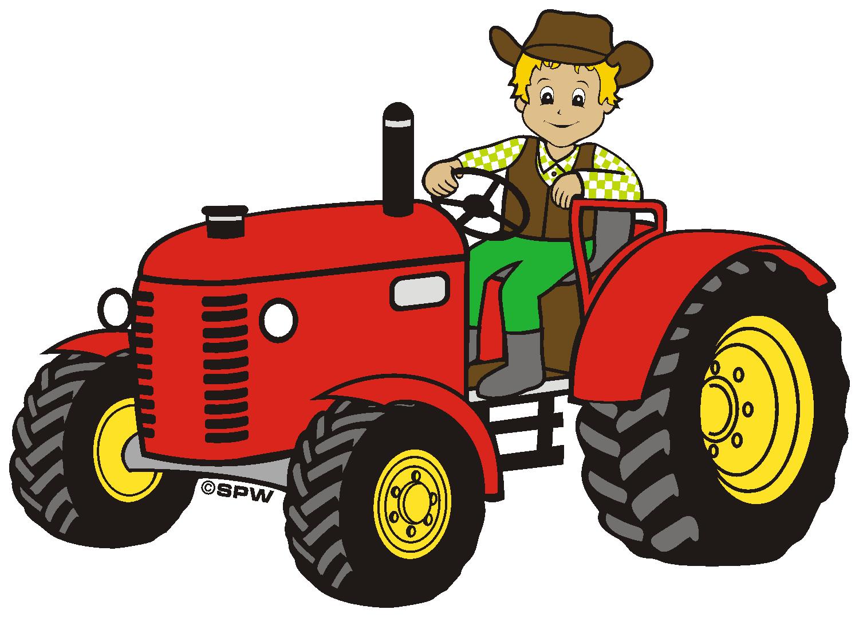 ShirtPresswerk-SPW | roter Traktor A | individuelle und ...