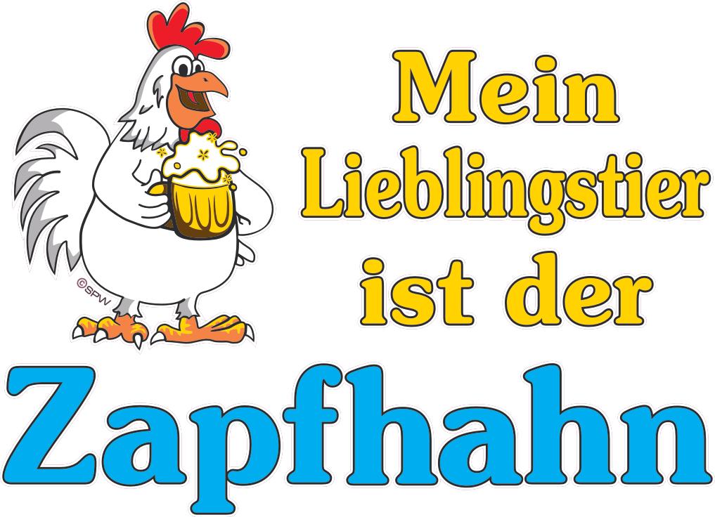 Lieblingstier Zapfhahn